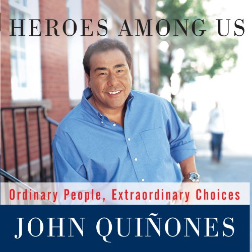 Heroes Among Us audiobook cover art