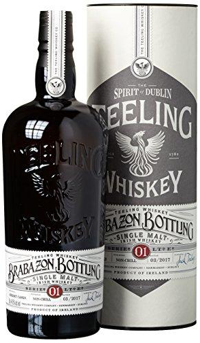 Teeling Whiskey Brabazon Bottling Series No. 1 mit Geschenkverpackung (1 x 0.7 l)