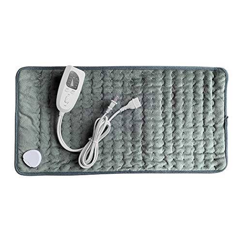 Electric Blanket, Warm Winter Heating Pad Timing Electric Blanket Temperature Adjustable Smart Temperature Control Home Breathable, Skin-Friendly, and Offering Even Heat Dispassion