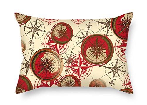 Bestseason - Fundas de almohada navideñas de 50 x 65 cm, la mejor opción para divan, ropa de cama, adolescentes, niñas, niños, suelo con ambos lados