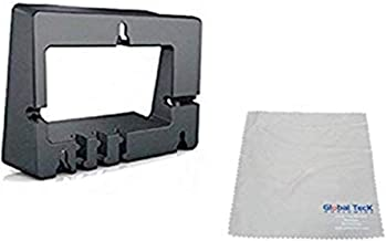 GTW Bundle Yealink Wall Mount Bracket for SIP-T46S Phone - T46, T46S IP Phone, Includes Microfiber Cloth photo
