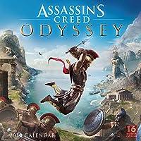 Assassin's Creed Odyssey 2020 Calendar
