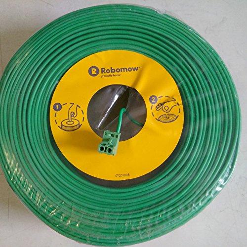 Robomow câble périphérique en bobine de 175 m + connecteur vert