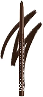 NYX PROFESSIONAL MAKEUP Mechanical Eye Liner Pencil, Brown