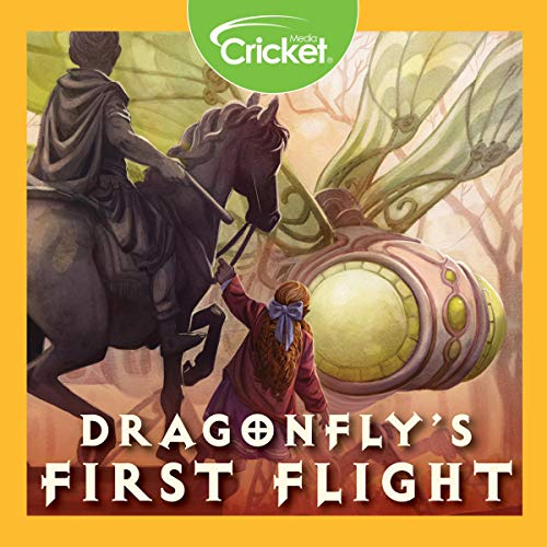 Dragonfly's First Flight  By  cover art