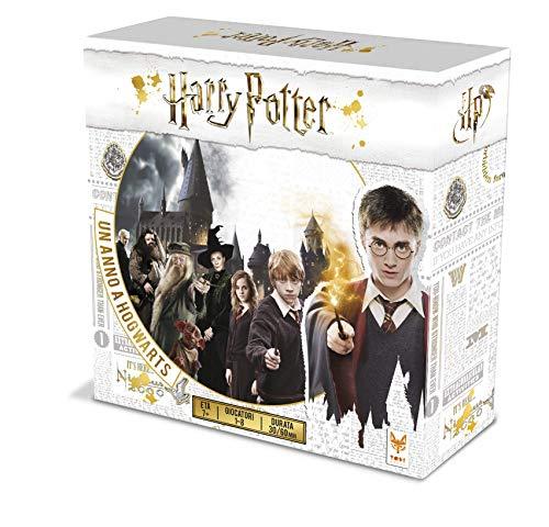 Asmodee Italia - Harry Potter: Un Anno a Hogwarts, Gioco da Tavolo, Edizione in Italiano, 8116