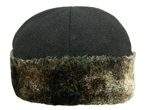 LOEVENICH Polar Soft Hut - Schwarz (schwarz/Gold) - One Size