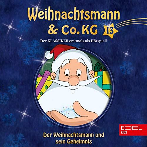 Der längste Tag / Der Weihnachtsmann und sein Geheimnis. Das Original-Hörspiel zur TV-Serie Titelbild