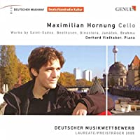 Maximilian Hornung: Cello