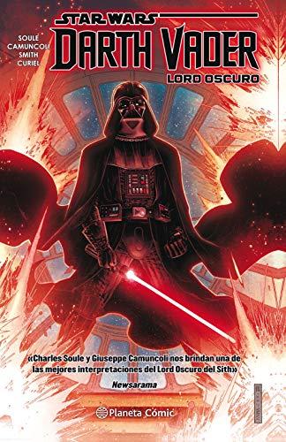 Star Wars Darth Vader Lord Oscuro Tomo nº 01/04 (Star Wars: Recopilatorios Marvel)