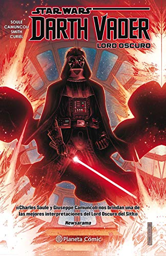 Star Wars Darth Vader Lord Oscuro Tomo nº 01/04 (Star Wars: Recopilatorios Marvel)