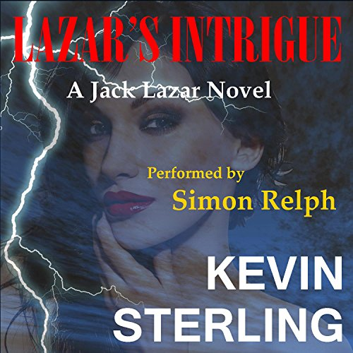 Lazar's Intrigue cover art