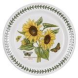 Portmeirion Botanic Garden 10' Dinner Plate - Sunflower (Helianthus Annuus)