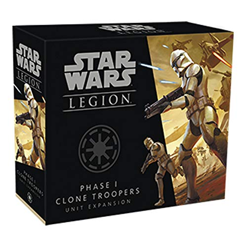 Star Wars Legion: Phase I Clone Troopersunit Expansion