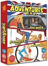 Adventures of a Taxi Driver / Private Eye / Plumber's Mate (Adventures of a Taxi Driver / Adventures of a Private Eye / Adventures of a Plumber's Mate) [Region 2] by Irene Handl