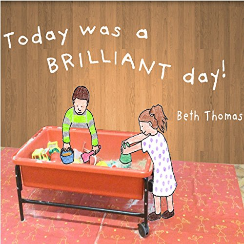 Today Was a Brilliant Day! audiobook cover art