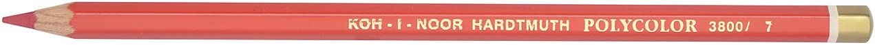 KOH I Ranking TOP15 Noor Artist's Coloured Pencil Industry No. 1 Pack Red - 2 of Carmine
