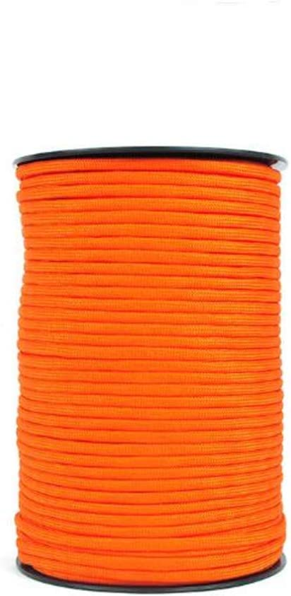 ACHICOO 100M 9 Core Parachute Paracord Seil Camping Not/überlebens Seil