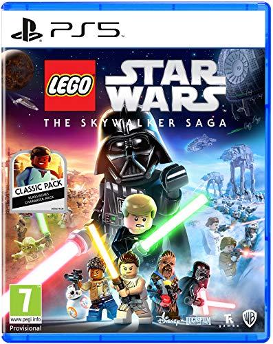 LEGO STAR WARS Die Skywalker Saga (PS5) - [AT-PEGI]
