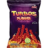 Turbos Flamas, 2 ounce bags (Pack of 8)