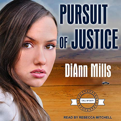 Pursuit of Justice audiobook cover art