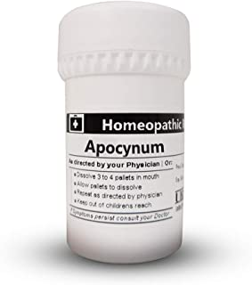 APOCYNUM CANNABINUM 200C Homeopathic Remedy in 25 Gram