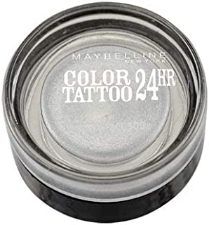 Maybelline New York Eyebrow Color & Shaping Silver 140 Grams, Pack Of 1