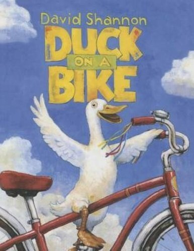 Duck on a Bike W/CD (Read Along Book & CD)