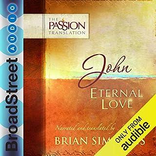 John: Eternal Love audiobook cover art