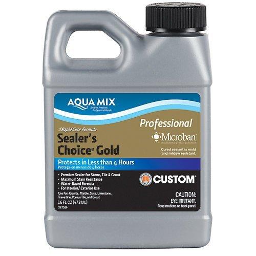 Aqua Mix Sealer's Choice Gold - Pint