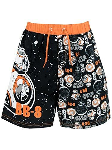 Star Wars Jungen BB8 Badeshorts 128