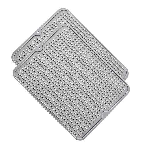 alfombrilla escurreplatos de silicona de la marca fcya