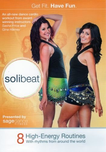Soli Beat (Solibeat) 8 High Energy Dance Workouts