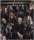 Stick It On Your Wall Mini-Poster Slipknot – Masken, 40,5