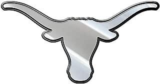 NCAA Premium Metal Auto Emblem
