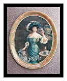 Iron Ons 8 x 10 Photo Pepsi Cola_Gibson_Girl_1909 Vintage Old Advertising Campaign Ads
