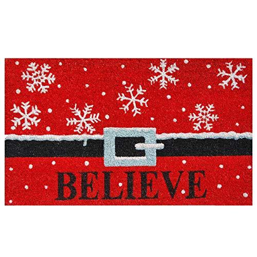 Calloway Mills Believe Outdoor Doormat