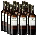 Vino blanco crego e monaguillo godello - d. O. Monterrei - caja 12 botellas x 75cl
