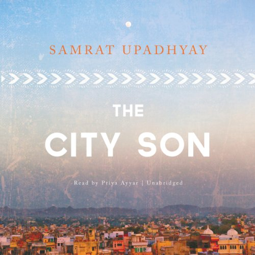 The City Son audiobook cover art