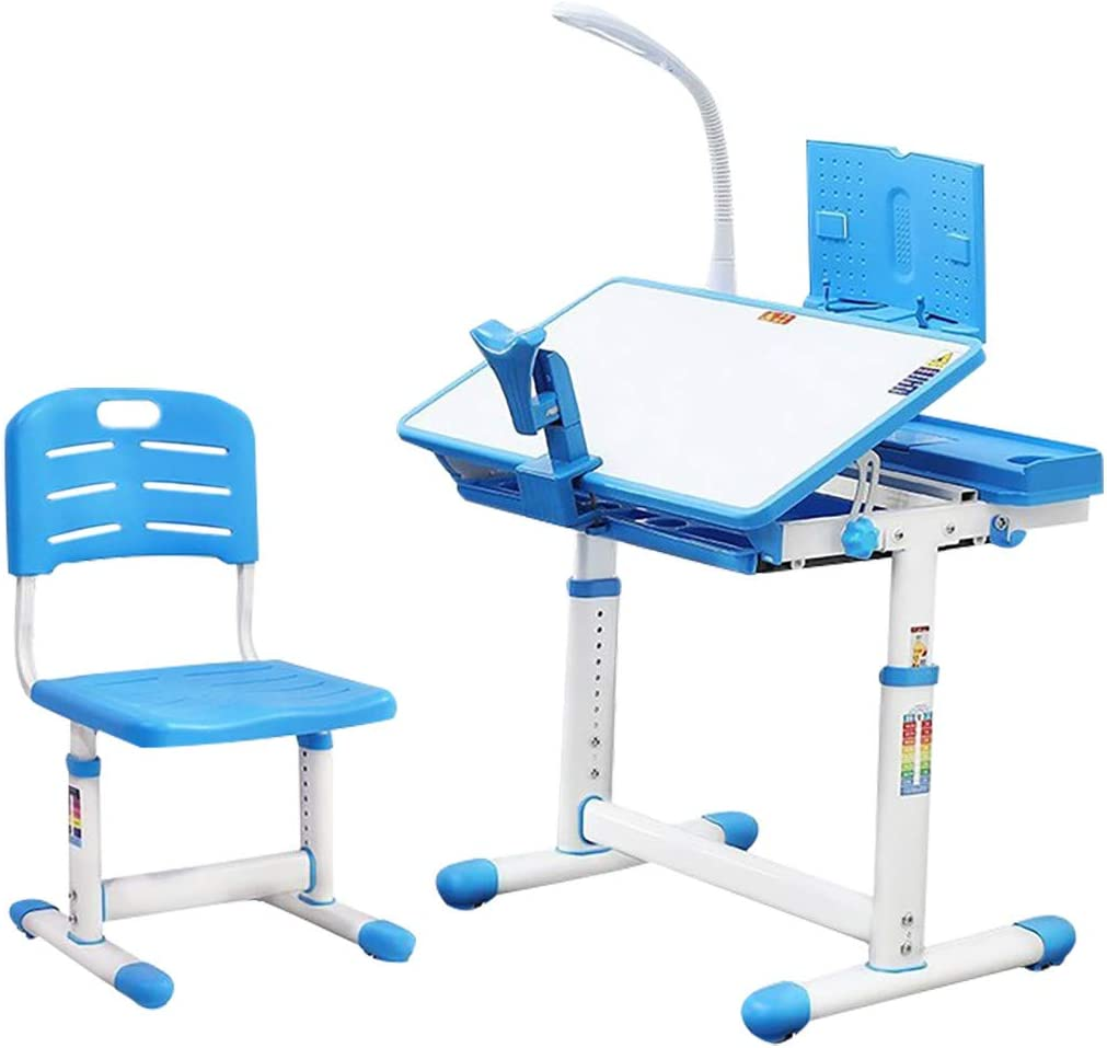 Lowest Manufacturer regenerated product price challenge Children Desk Height Adjustable Chair Study and T