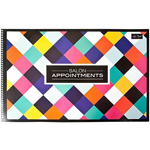 MARIANNA 10 Columns Appointment Book BK-08804