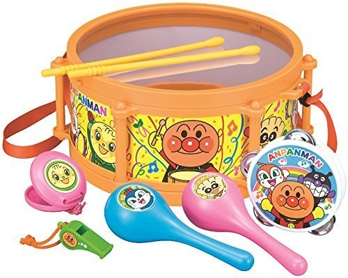 Agatsuma Anpanman Musical Instrument Set