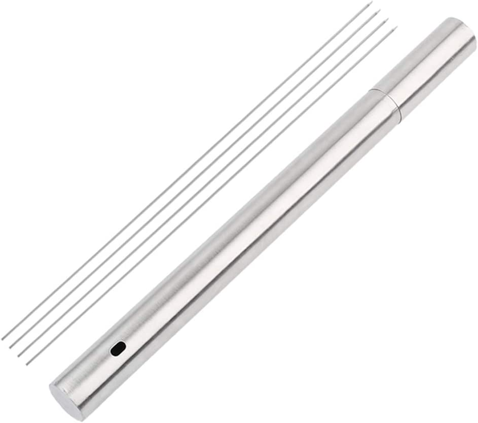LII Barbecue Skewers - Discount mail order 100 Free Shipping Cheap Bargain Gift Skew Stainless BBQ pcs Steel