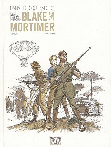 Blake & Mortimer - Hors-série - tome 4 - Coulisses d'une oeuvre (Les) - coédition