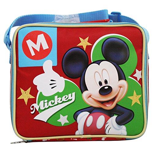 Disney Mickey Mouse Lunchbox Schoudertas Picknick