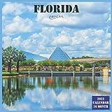Florida Landscape Calendar 2022: Official US State Florida Calendar 2022, 16 Month Calendar 2022