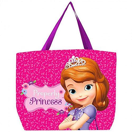 Bolsa playa nevera Princesa Sofia Disney