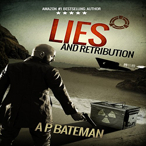 Lies and Retribution audiobook cover art