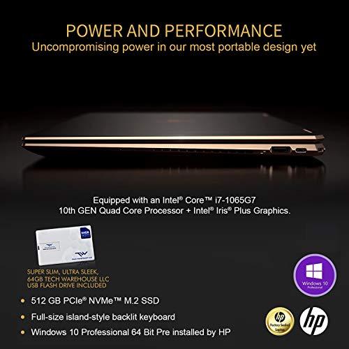 HP Spectre X360 2020 GEM Cut 13.3