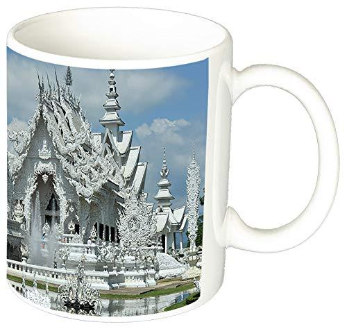 MasTazas Wat Rong Khun Tailandia Thailand Tasse Mug